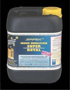Fog Fluid Super Royal Canister with 5 liters
