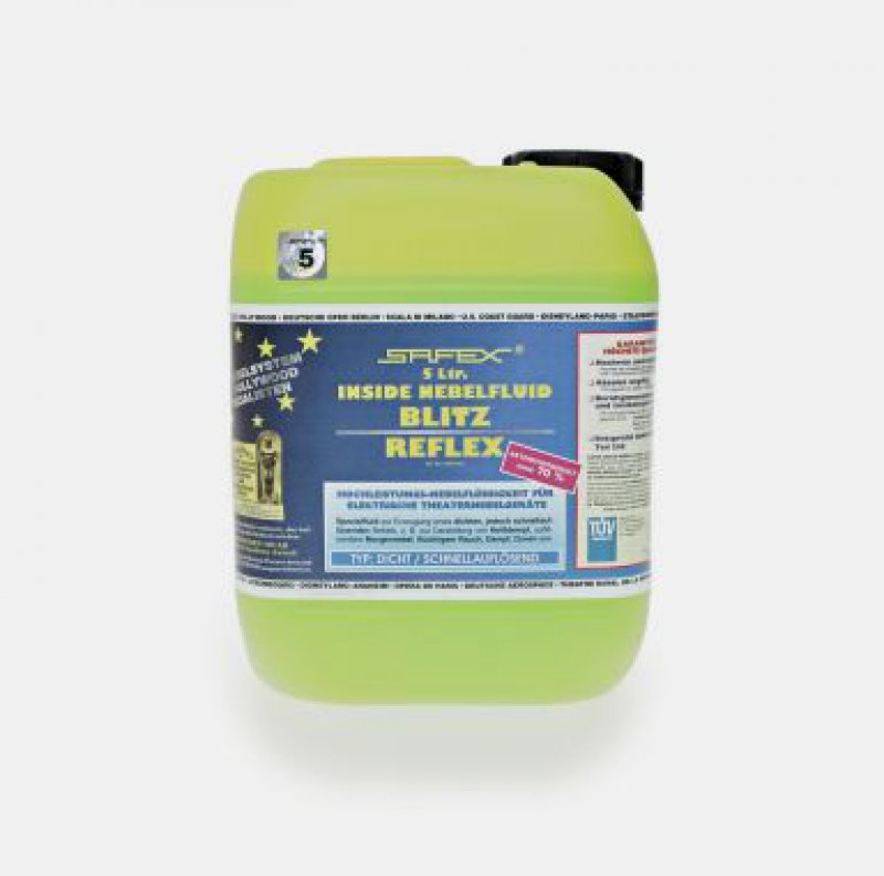 Fog Fluid Blitz / Reflex Canister with 5 liters