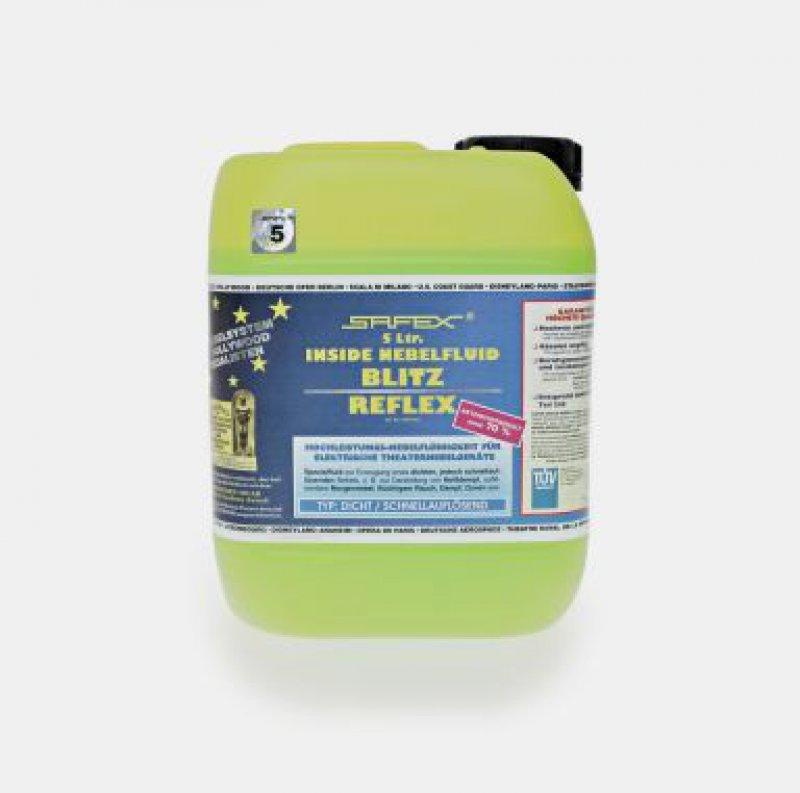 Nebelfluid Blitz / Reflex 5 Liter